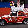 Cowboy Chicken by Skip Hunt