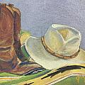 Cowboy Life by Judy Pimperl