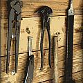Cowboy's Tools by Tina Meador