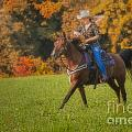 Cowgirl by Susan Candelario