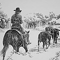 Cowgirls Are Cowboys Too by Virgil Stephens