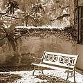 Cozy Corner IIi by Cheryl Matthew