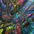 Cr8zy Butterfly Fx  by G Adam Orosco