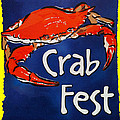 Crab Fest by Bill Cannon