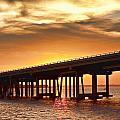 Crab Island Bridge by Sheri Bartoszek