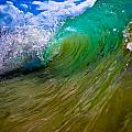 Crashing Wave by Keith Allen