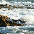 Crashing Waves by Joe Faherty