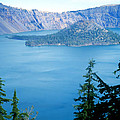Crater Lake by C Sitton