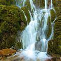 Crater Lake Vidae Falls by Adam Jewell