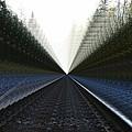 Crazy Tracks by Jeff Swan