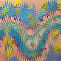 Crazy Waves by Debbie Portwood
