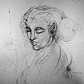 Creation Of A Fairy by Mykul Anjelo