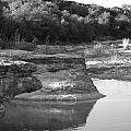 Creek In Texas by Nina Fosdick