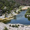 Creek Water by Linda Phelps