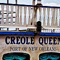 Creole Queen by Bill Cannon