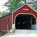Cresson Covered Bridge by Wayne Toutaint