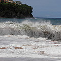 Cresting Wave by Kimberly Perry