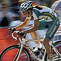 Criterium Bicycle Race 2 by Bob Christopher