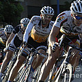 Criterium Bicycle Race 5 by Bob Christopher
