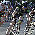 Criterium Bicycle Race 6 by Bob Christopher