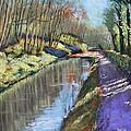 Cromford Canal by Lynn Presland