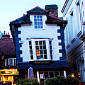 Crooked House Of Windsor by Pravine Chester