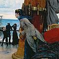 Cross Atlantic Voyage by Henry Bacon