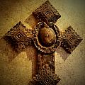 Cross On The Wall by Judge Howell