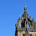 Crown Steeple  by Pravine Chester