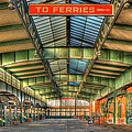 Crrnj Terminal I by Clarence Holmes