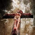 Crucifixion by Jill Battaglia