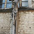 Crucifixion Of Kortrijk by Jerrett Dornbusch