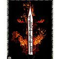 Cruel Dragon King Of Scotland by Stephen Paul West