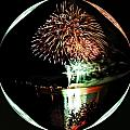 Crystal Ball Fireworks by Don Mann