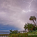 Crystal Beach Electrified by Stephen Whalen