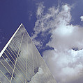 Crystal Cathedral 2 by Mark Greenberg
