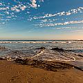Crystal Cove At Sunset 2 by Angela Stanton