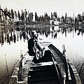 Crystal Lake California - C 1865 by International  Images