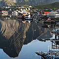 Crystal Waters At Reine Village by Heiko Koehrer-Wagner