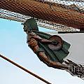 Cuauhtemoc Mexico Ship by Jost Houk