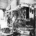 Cuba Fruit Vendor C1910 by Granger