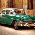 Cuban Cars  by Jolanta Bugajski