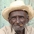 Cuba's Old Faces by Allen Meyer