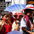 Cuenca Kids 187 by Al Bourassa