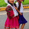Cuenca Kids 58 by Al Bourassa