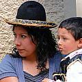 Cuenca Kids 72 by Al Bourassa