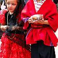 Cuenca Kids 78 by Al Bourassa