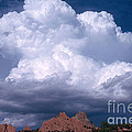 Cumulonimbus Cloud by Science Source