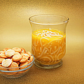 Cup O Soup And Oyster Crackers by Andee Design