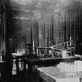 Curie Laboratory by Science Source